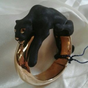New with Tags UGO CALA  Black Panther  Bracelet